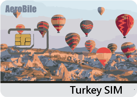 Turk Telekom data sim 10 day (6GB)