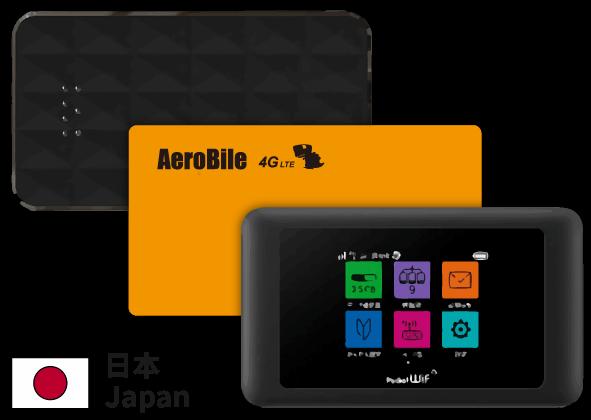 Softbank 日本wifi機