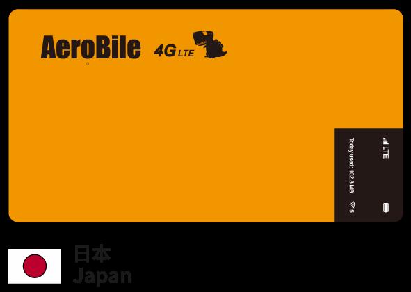 日本上網吃到飽 wifi機 翔翼通訊
