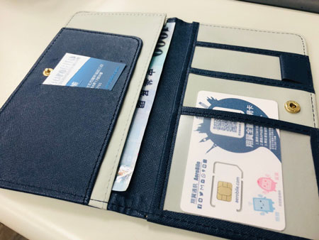 LA CHANCE PASSE Passport holder