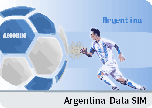 Argentina data-only simcard