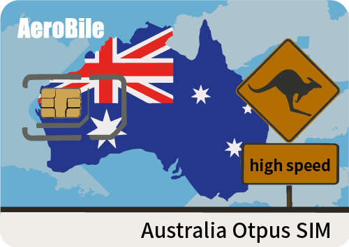 Australia 28 Days SIM Card -Unlimited Calls/ SMS, Internet Data +International Call (Optus Network)