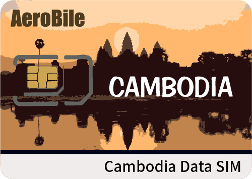 Cambodia 8 days data sim
