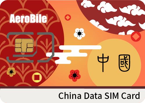 China Mobile 6GB high speed data for 15 days