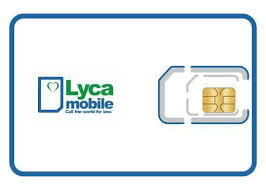 USA Lyca mobile SIM card 4G/LTE 10GB+Unlimited voice+international call