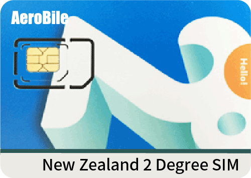 New Zealand 2 Degree simcard+NZ$20 topup code