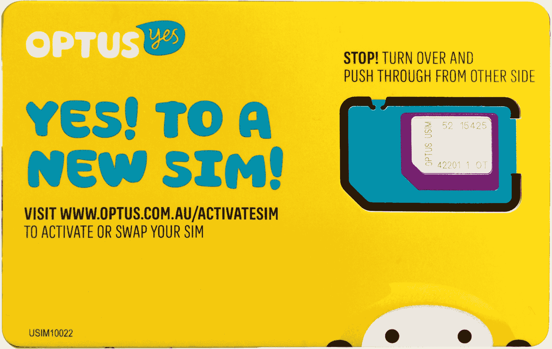 Australia Optus tourist SIM 14 days unlimited call + 8GB/20GB high speed data