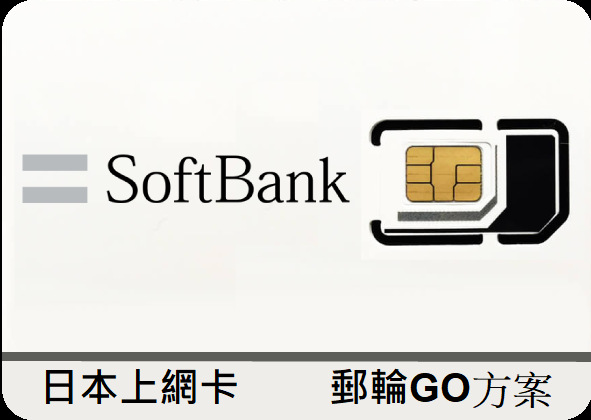 Japan SoftBank simcard