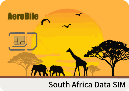 South Africa data sim(A60)