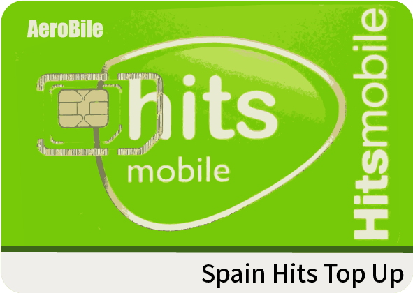Spain Hits topup
