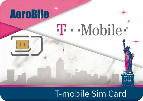 USA/Canada/Mexico T-mobile short-term SIM(4-18day). Unlimited data, talk, and text!