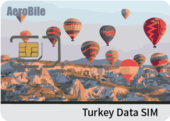 Europe +Turkey data SIM