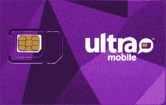 USA T-mobile Ultra refill