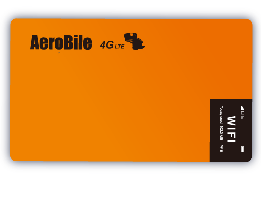 Aerobile Global Wifi Rental
