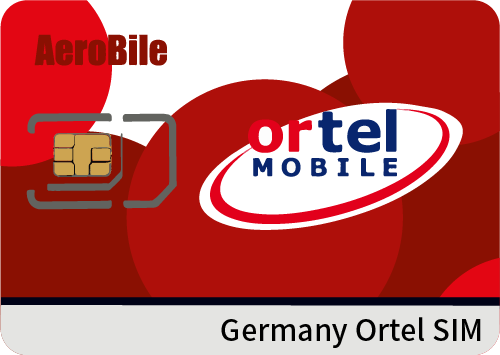 Germany Ortel SIM Unlimited data